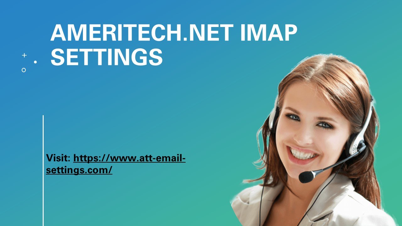 ameritech.net imap settings
